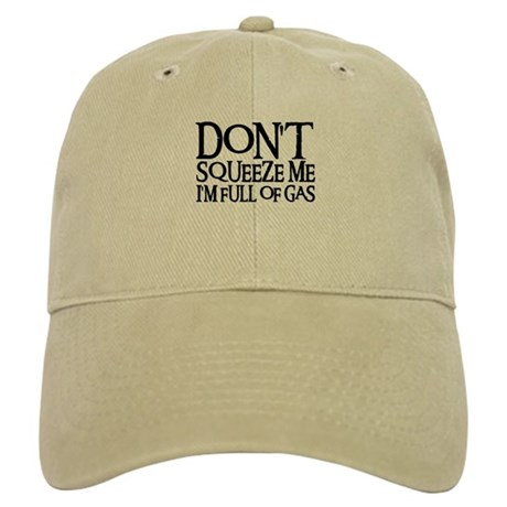 DON'T SQUEEZE (blk) Cap