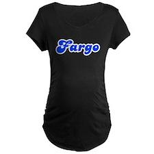 Retro Fargo (Blue) T-Shirt