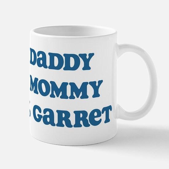 100 Percent Garret Mug