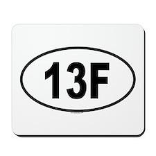 13F Mousepad