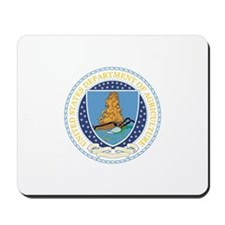 DEPARTMENT-OF-AGRICULTURE Mousepad