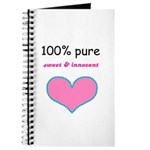 PURE, SWEET AND INNOCENT Journal