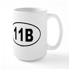 11B Mug