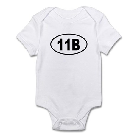 11B Infant Bodysuit