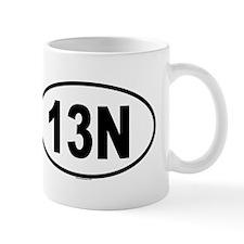 13N Mug
