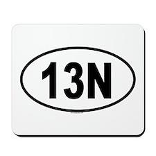 13N Mousepad