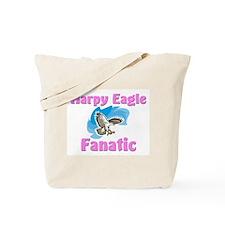 Harpy Eagle Fanatic Tote Bag