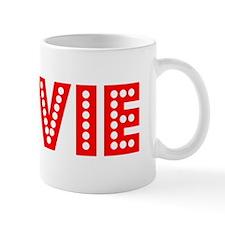 Retro Davie (Red) Mug
