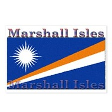 Marshall Islands Postcards (Package of 8)