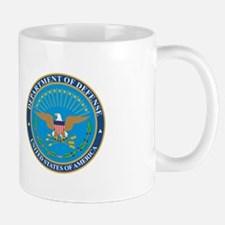 DEFENSE-DEPARTMENT-SEAL Mug