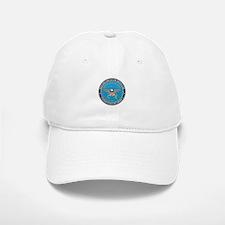 DEFENSE-DEPARTMENT-SEAL Baseball Baseball Cap