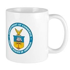 DEPARTMENT-OF-COMMERCE-SEAL Mug