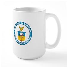 DEPARTMENT-OF-COMMERCE-SEAL Mug