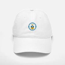 DEPARTMENT-OF-COMMERCE-SEAL Baseball Baseball Cap
