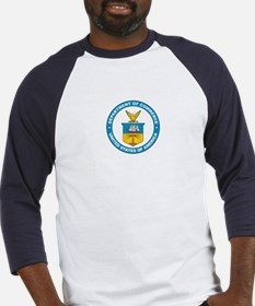 DEPARTMENT-OF-COMMERCE-SEAL Baseball Jersey