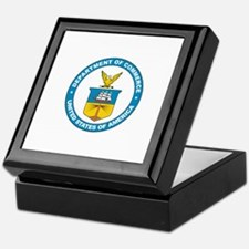 DEPARTMENT-OF-COMMERCE-SEAL Tile Box