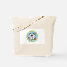 COAST-GUARD-SEAL Tote Bag