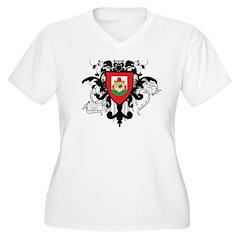 Stylish Bermuda T-Shirt