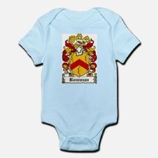 Bowman Family Crest Infant Creeper