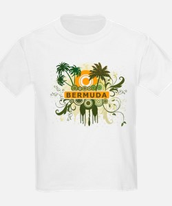 Palm Tree Bermuda T-Shirt