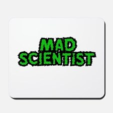 Mad Scientist Mousepad