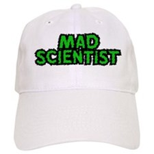 Mad Scientist Baseball Cap