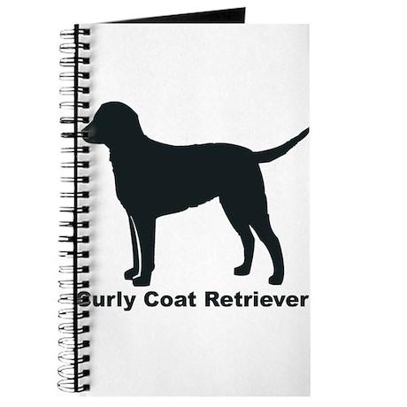 CURLY COAT RETRIEVER Journal