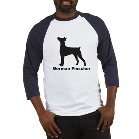 GERMAN PINSCHER Baseball Jersey