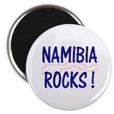 Namibia Rocks ! Magnet