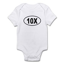 10X Infant Bodysuit