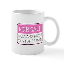 4SALE HUSB/KIDS (pnk) Mug