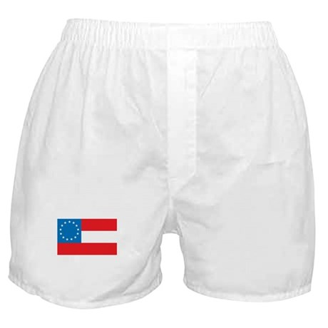 CONFEDERATE-13STARS Boxer Shorts