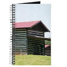 Restored Tobacco Barn Journal