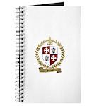 BERUBE Family Crest Journal