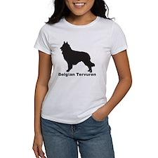 BELGIAN TERVUREN Womens T-Shirt