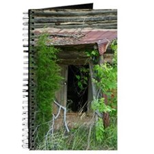 Entrance to Abandoned Barn Journal