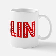 Retro Dublin (Red) Mug