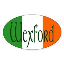 County Wexford Oval Decal