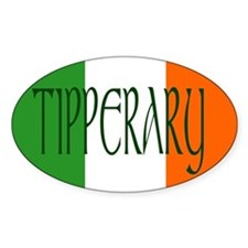 County Tipperary Oval Bumper Stickers