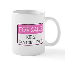 FOR SALE: KIDS! (pnk) Mug