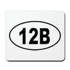 12B Mousepad