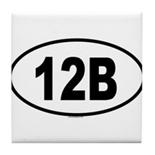 12B Tile Coaster