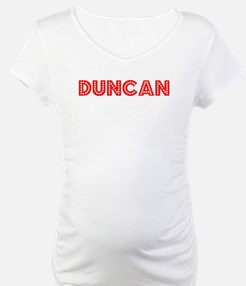 Retro Duncan (Red) Shirt