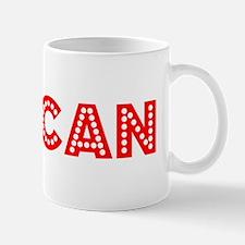 Retro Duncan (Red) Mug