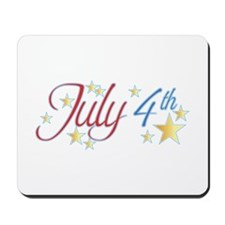 July 4th Mousepad