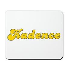 Retro Kadence (Gold) Mousepad