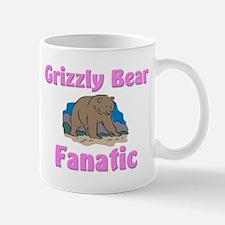 Grizzly Bear Fanatic Mug