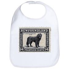 Newfoundland Stamp Bib