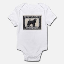 Newfoundland Stamp Infant Bodysuit