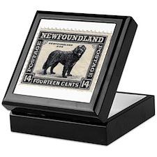 Newfoundland Stamp Keepsake Box